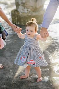 Redington Pier Baby Family Portraits
