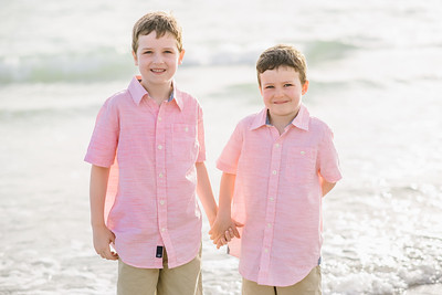 Redington Beach Family Portrait Photos