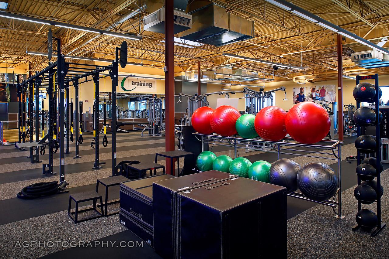 24 Hour Fitness, Club 475 - Redwood City Super Sport, CA. 5/22/15