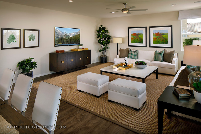 Rivera Models by William Lyon Homes, Riverside, CA, 8/8/18.