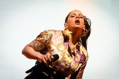 Rosalia Performs in Toronto