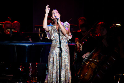 Sarah McLachlan Performs in Toronto