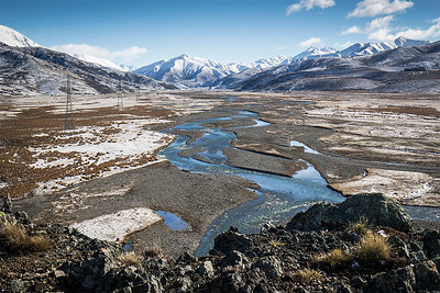 Clarence River, Molesworth Station