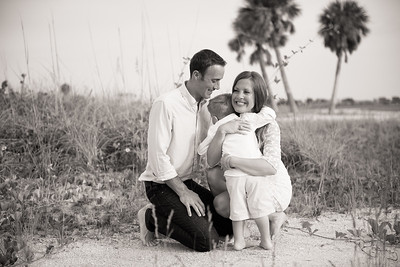 Treasure Island FL St Pete Beach Sirata Beach Resort Family Portraits by St Petersburg Photographer Kristen Sloan