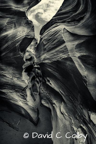 Peek-a-boo Slot Canyon
