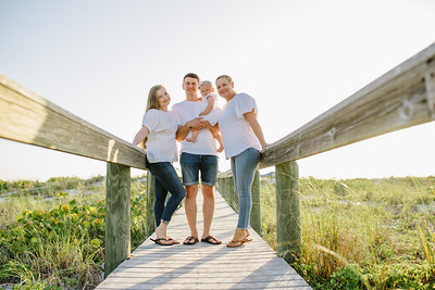 St Pete Beach Baby Family Photos