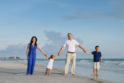 Tradewinds Resort Family Beach Photos