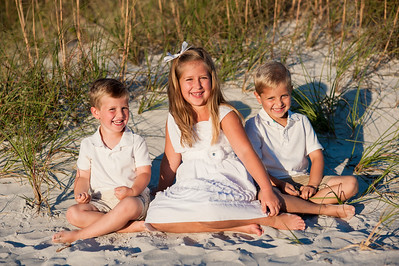 Treasure Island FL St Pete Beach Family Portraits by St Petersburg Photographer Kristen Sloan
