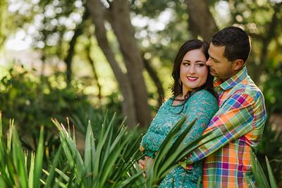St Petersburg Florida Engagement Couples Portraits