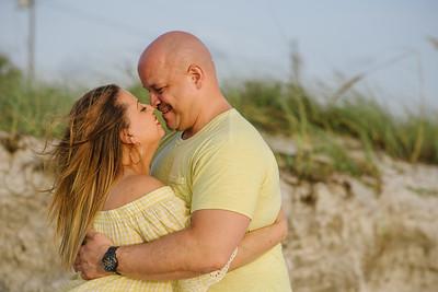 St Pete Beach Florida Engagement Photos