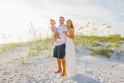 St Pete Beach Family Photo Session at Bon Aire