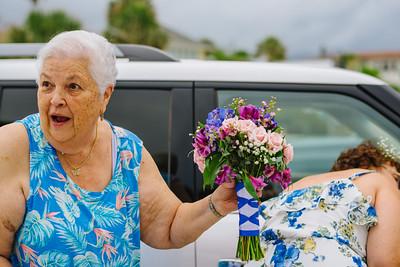 Pass A Grille Beach Wedding Elopement