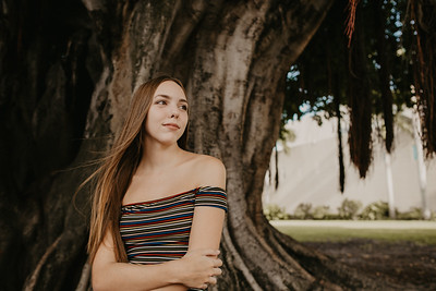 St Pete Florida Senior Pictures