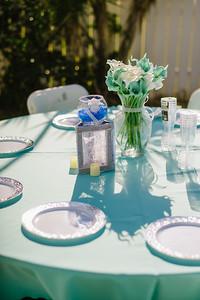 St Pete Florida  Backyard Wedding