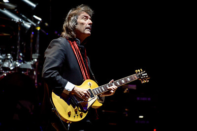 Steve Hackett Performs in Toronto