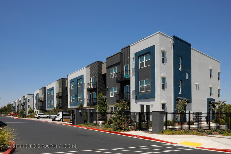 Strada 1200 Apartment Community by BSB Design, Vacaville, CA, 7/16/21.