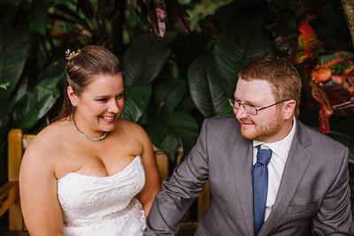 Sunken Gardens Wedding Saint Petersburg Florida
