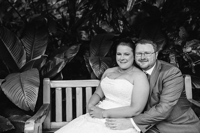 Sunken Gardens Wedding Saint Petersburg Florida