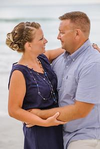Sunset Beach Treasure Island Family Portraits