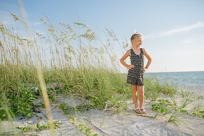 Sunset Beach Portraits at Lands End Condos