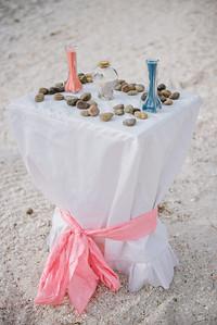 Sunset Beach Wedding Treasure Island Florida
