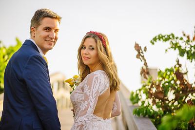 Treasure Island Beach  Wedding Photos at Lands End Condos