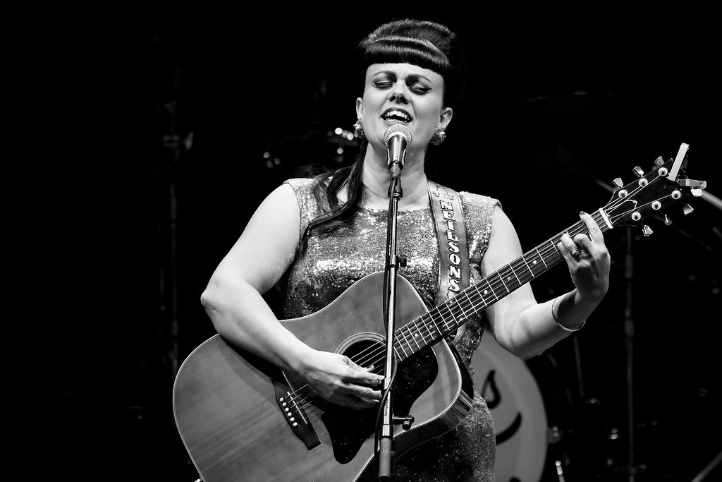 Tami Neilson Performs in Toronto