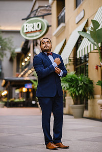 Brio Tuscan Grille Tampa Wedding,