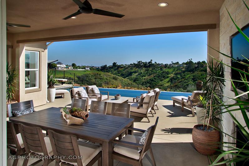 Tavara Ridge Models by Cal Atlantic Homes, San Diego, CA, 5/5/17.