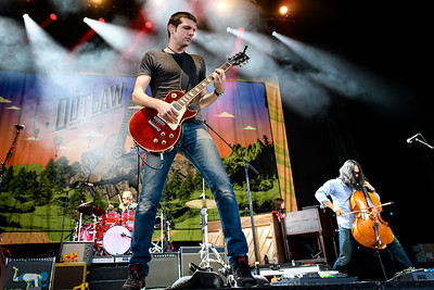 The Avett Brothers Perform in Toronto