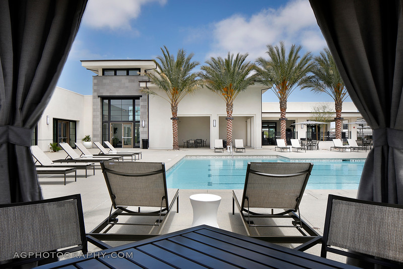 The Club at Pacific Highlands Ranch by Pardee Homes, San Diego, CA, 6/26/20.