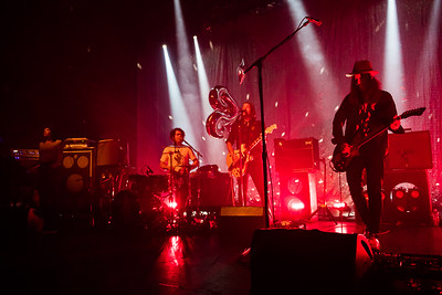The Dandy Warhols Perform in Toronto