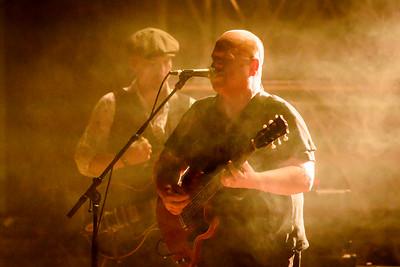 The Pixies Perform in Toronto