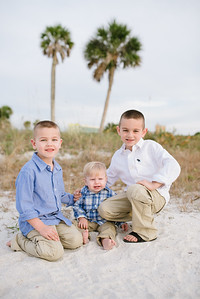 Tradewinds Resort Family Beach Photos in Treasure Island by Kristen Sloan Photography