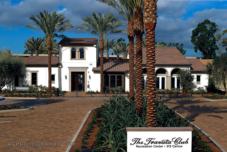 The Travata Club, Irvine, CA, 12/1/17.