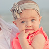Treasure Island FL Beach Family Portraits by St Petersburg Photographer Kristen Sloan