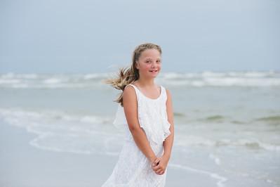 Treasure Island St Pete Beach FL Family Reunion Sunset Portrait Photos by Kristen Sloan Photography