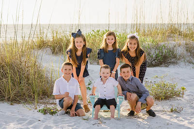 Treasure Island Florida Family Photos