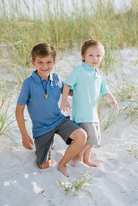 Treasure Island Florida Family Beach Photos at Sunset Vistas Beachfront Suites