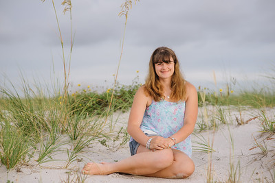 St Pete Beach High school Senior Portraits