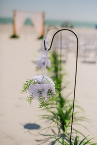 Treasure Island Beach Wedding at Sunset Vistas Beachfront Suites
