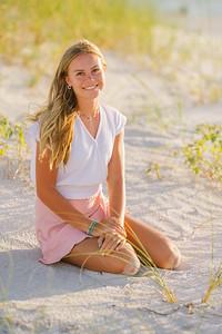 High School Senior Photos at Treasure Island Florida
