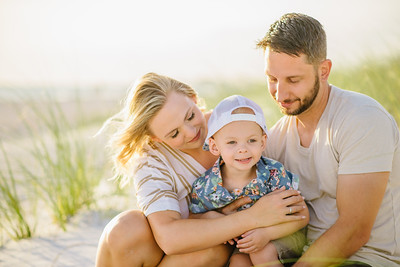 Treasure Island Beach Family Beach Photos