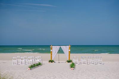 Treasure Island Beach  Wedding at Sunset Vistas