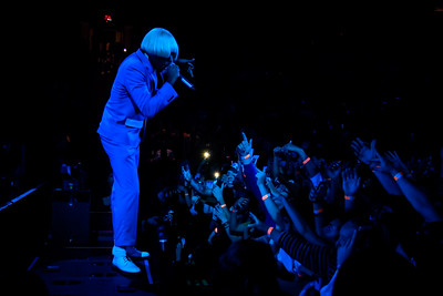 Tyler The Creator Performs in Toronto
