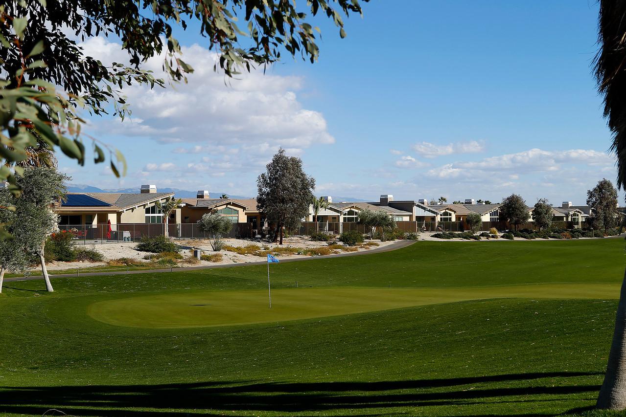 Vermillion Production Units and Golf Course Views, Escena, Palm Springs, CA, 2//3/2016