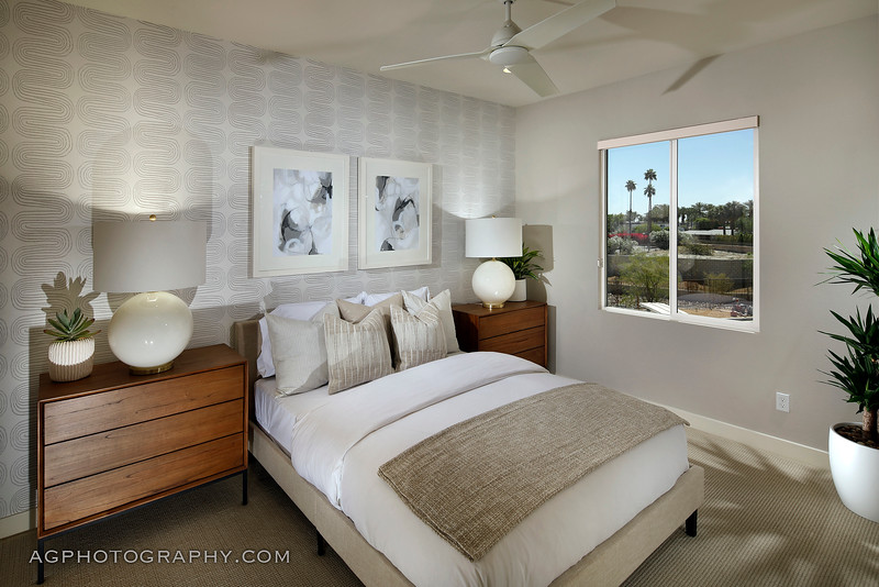 Vibe at The Cue by Woodbridge Pacific Homes, Palm Springs, CA, 4/25/19.
