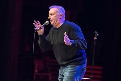 Vic Dibitetto Performs in Toronto