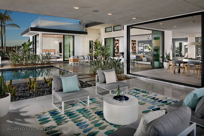 Vista Santa Fe by Pardee Homes, San Diego, CA, 2/13/19.
