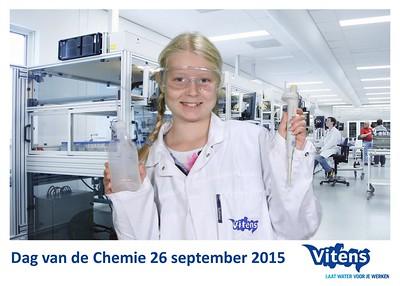 Vitens, Dag van de Chemie 2015